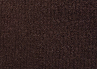 Chocolate Brown Plush Carpet