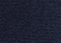 Dark Blue Plush Carpet