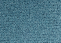 Kingfisher (sky) Blue Plush Carpet