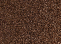 Bark brown Plush Carpet