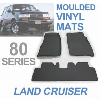 Toyota Land Cruiser 80 series GXL, VX, Sahara Uniuqe 3d contours & 1pc Rear